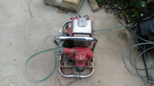 Gorman-Rupp Backpack Fire Pump