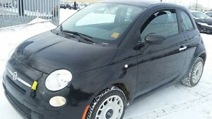 2013 Fiat 500 Pop Hatchback 6 Months Free Warranty