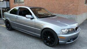 2004 BMW 325ci cuire/toit (toute équiper) Coupé (2 portes)