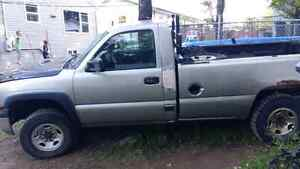 Truck for sale  or trade for dirt bike or race 4 wheeler