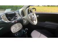 2019 Fiat 500 1.2 Pop - Low Mileage and LED Daytime Lights Hatchback Petrol Manu