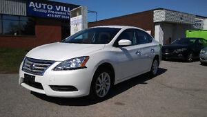 2015 Nissan Sentra CLEAN CARPROOF, CAMERA, HEATED SEATS Sedan