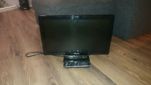 "Phillips 22""LED tv"