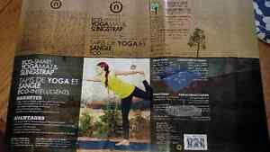 Yoga Mat and Strap - New in Package Peterborough Peterborough Area image 2