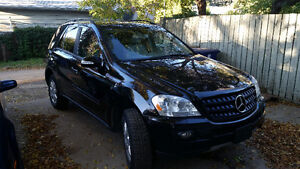2006 Mercedes-Benz M-Class SUV, Crossover