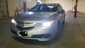 2015 Acura TLX Sh-AWD, 3.5 V6 Base/ Lease Takeover