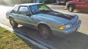1989 5L Ford Mustang
