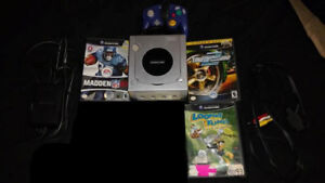 Nintendo GameCube system and games