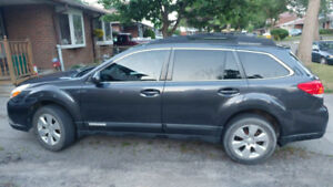2012 Subaru Outback for sale