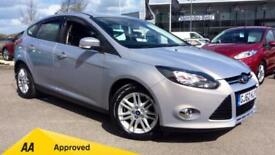 2012 Ford Focus 1.0 125 EcoBoost Titanium 5dr Manual Petrol Hatchback