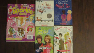 TWEEN BOOKS ASSORTED