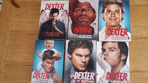 DEXTER (Saisons 1 à 6 ) Dvd