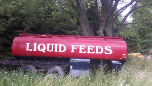 water truck tank