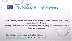 Home cleaning service Peterborough Peterborough Area image 1