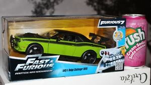 Fast and Furious 1:24 Letty's Dodge Challenger SRT8