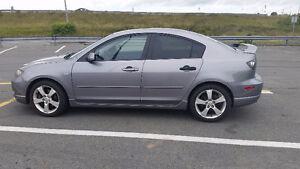 2005 Mazda Mazda3 Gt Sedan