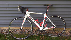 Giant TCR 1 Carbon Road Bike - Size Medium