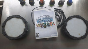 Wii skylanders spyros adventure set