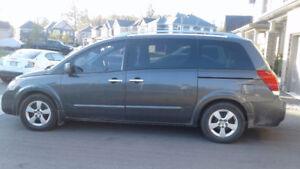 2007 Nissan Quest Minivan, Van