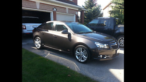 2014 Chevrolet Cruze RS **Manual*** CERT and ETESTED