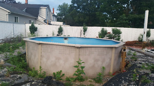 Pool for sale 1500 or best offer
