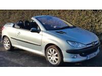 Peugeot 206 2.0 16v Coupe Cabriolet SE