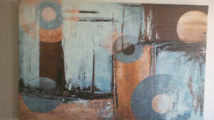 Three Modern Paintings