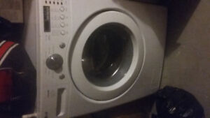 Washer and dryer for sale works good