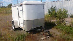 Atlas enclosed trailer for sale $1500 firm.!!