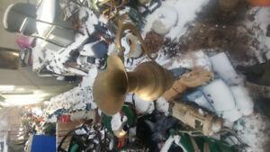 Brass Vase Water Jug