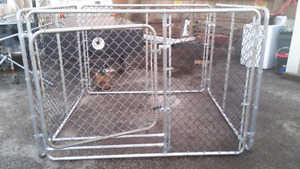 Puppy's /little dog kennel or great for the big ones!!