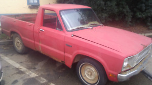 1978 Ford Courier