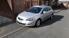 Vauxhall astra j 1.6 2010 ex condition inside & out mot July £1650ono