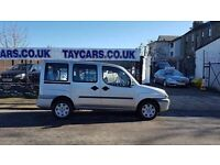 2005 FIAT DOBLO 1.9 DIESEL, VERY CLEAN!! GREAT TO DRIVE BARGAIN PRICE 1295