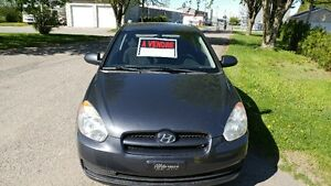 2008 Hyundai Accent L Coupé Hatchback Automatique 142000km