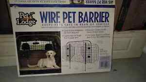 Wire Pet Barrier