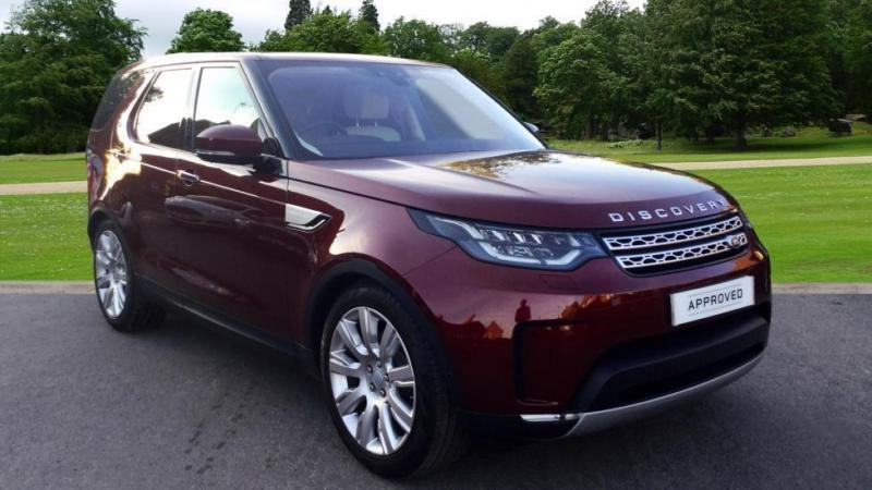 2017 land rover discovery 3 0 td6 hse luxury 5dr automatic diesel 4x4 in welwyn garden city. Black Bedroom Furniture Sets. Home Design Ideas