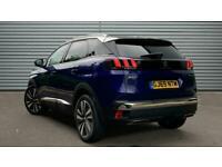 2019 Peugeot 3008 SUV 1.2 PureTech GT Line Premium EAT (s/s) 5dr Auto SUV Petrol