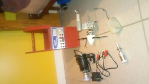 RC Gas powered Airplane Engine Bundle (Ready to Run with fuel)
