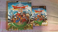 Dragon Quest VIII PS2 Complete with Strategy Guide