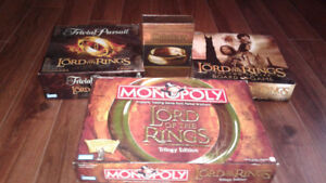 Lord of the Rings Trilogy Extended Edition Blu-ray