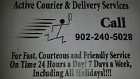 Active Courier & Delivery Service