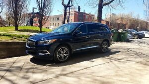 Infiniti QX 60 2016 - Deluxe Touring Package (28,000KM)