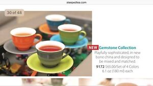 Steeped tea gemstone collection - save $40!