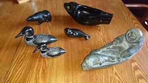 Boma Collection & Haida Argillite Northwest Coast