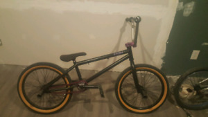 Two bmx bike for sale