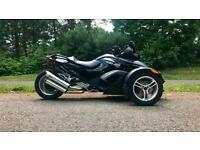 Can-Am Spyder RS SE5 Semi Auto Trike Rotax BRP-Rotax 998 V-Twin PX Swap