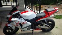 2003 - 2004 CBR600rr Fairings - only couple months old