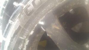 2 Cooper Truck tires