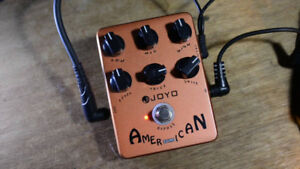Joyo American Sound Amplifier Emulation - Fender Sounds